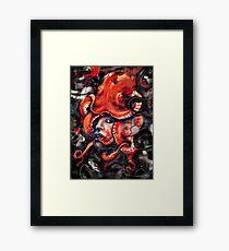 Empress Octo Framed Print