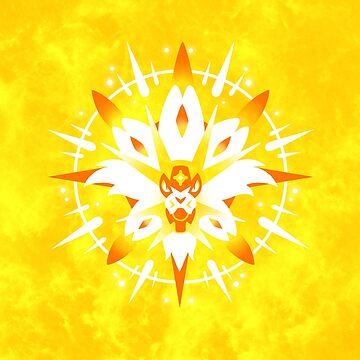 The Radiant Sun by Versiris