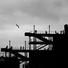 City Scene by Alex Preiss