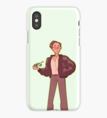 Jason asked me to come iPhone Case/Skin