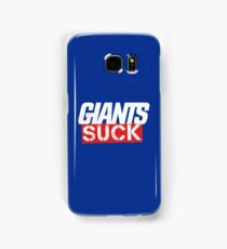 Giants Suck Samsung Galaxy Case/Skin
