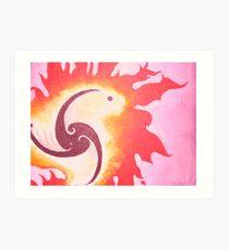 orbits Art Print