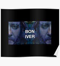 Bon Iver - Justin Vernon Poster