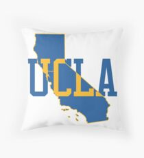 UCLA Throw Pillow