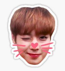 Wanna One - Jihoon sticker Sticker