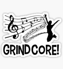 Grindcore! Sticker