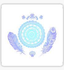 Ombré Dreamcatcher Tumblr Sticker Sticker