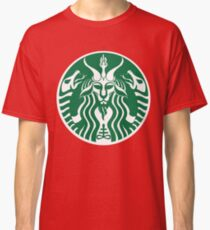 Red Cup Baphomet Classic T-Shirt