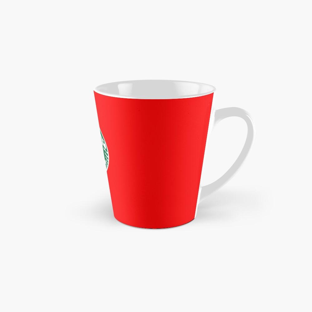 Red Cup Baphomet Mug