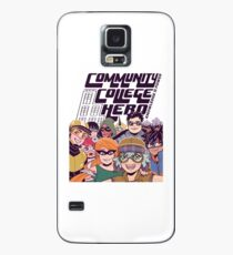 CCH2 Black Text Case/Skin for Samsung Galaxy