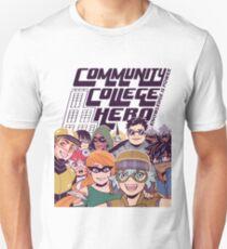 CCH2 Black Text T-Shirt