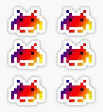 Arcade Zone Sticker