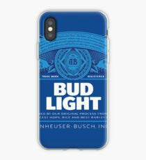 Vinilo o funda para iPhone Bud Light