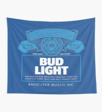 Bud Light Wall Tapestry
