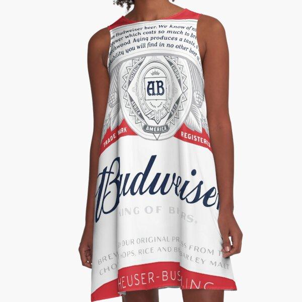 Budweiser A-Line Dress
