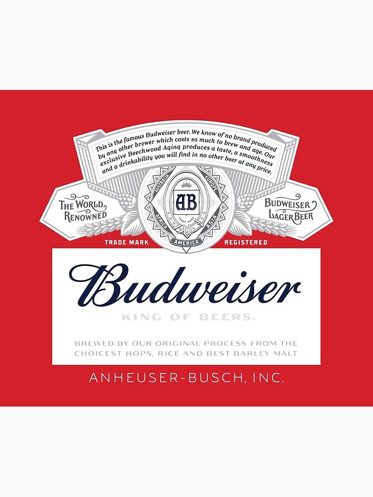 Budweiser by srucci