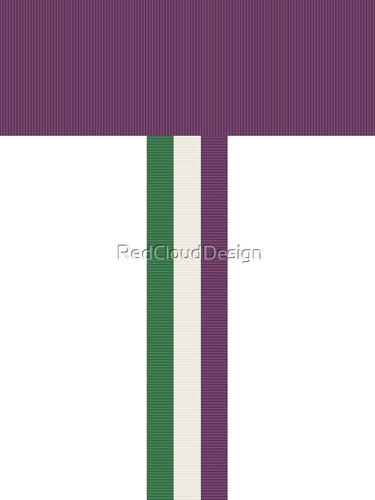 Tribute to Emily Wilding Davison by RedCloudDesign