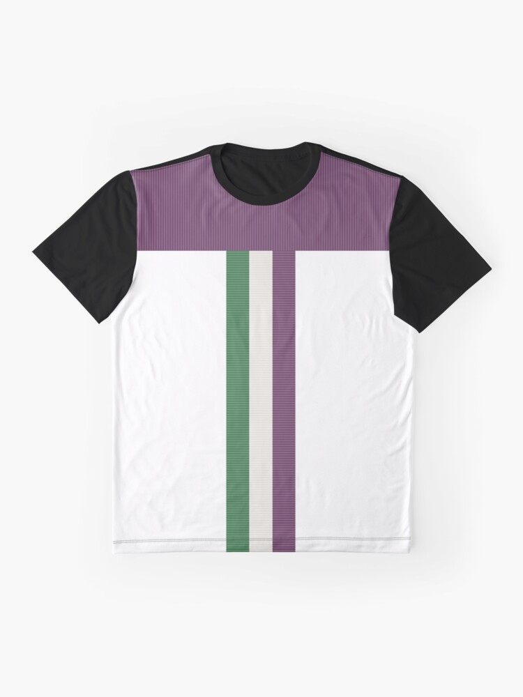 Alternate view of Tribute to Emily Wilding Davison Graphic T-Shirt
