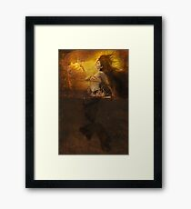 pearl Framed Print
