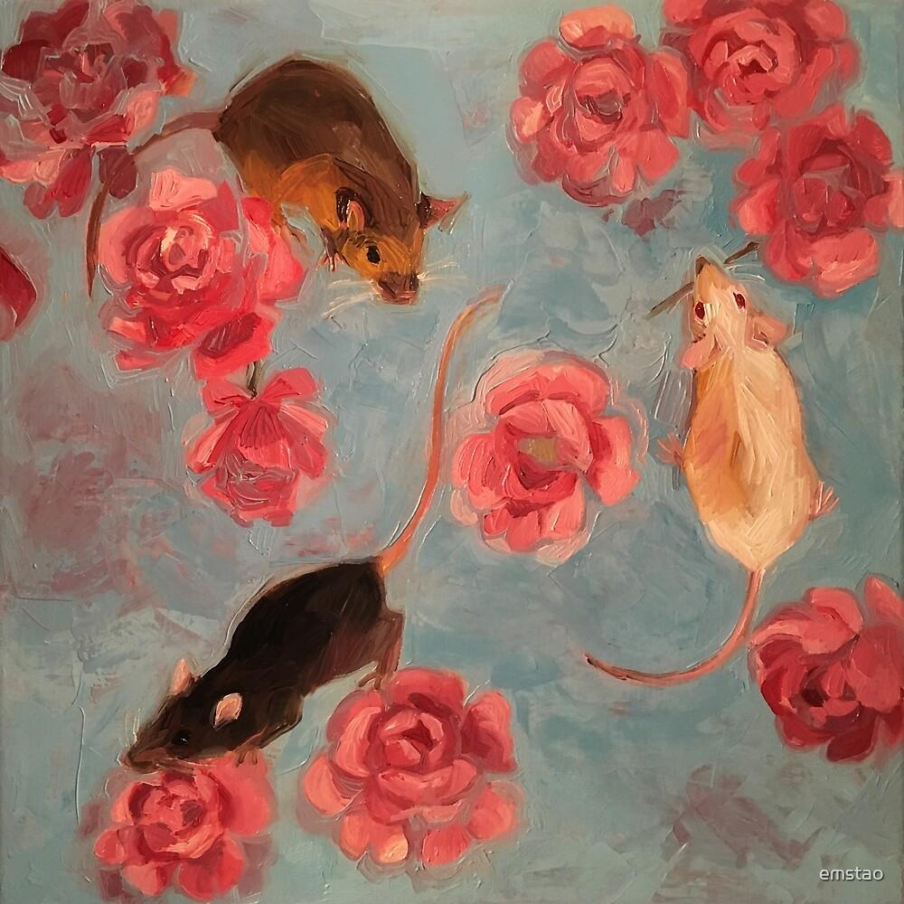 3 mice by emstao