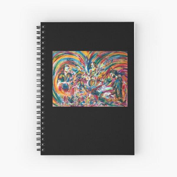 """""""Organ Freeman Freestyle"""" Spiral Notebook"""
