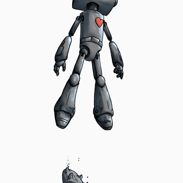 A.J. the robot by khuon