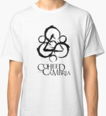 Coheed and Cambria Band Logo Classic T-Shirt