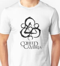 Coheed and Cambria Band Logo T-Shirt