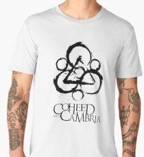Coheed and Cambria Band Logo Men's Premium T-Shirt