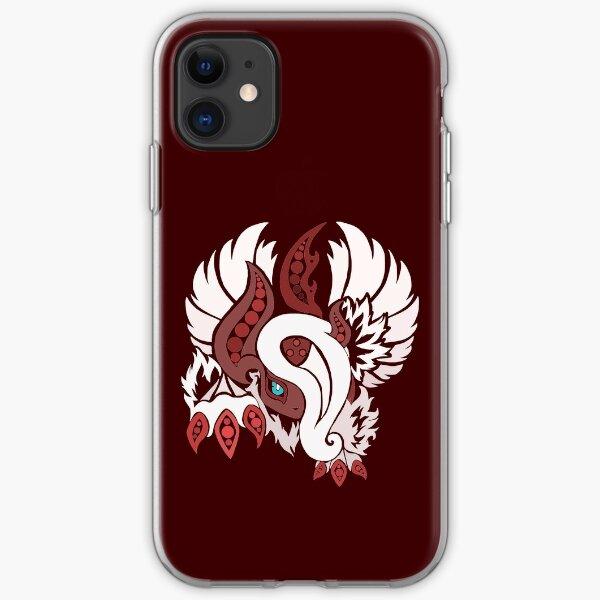 Shiny Mega Absol - Yin and Yang Evolved! iPhone Soft Case
