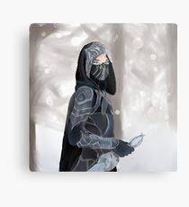 Elder Scrolls: Skyrim Metal Print