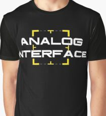 Person of Interest - Analog Interface V2 Graphic T-Shirt
