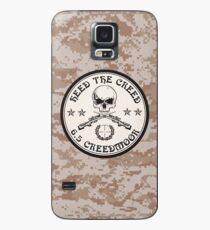 Funda/vinilo para Samsung Galaxy ¡Escucha el credo!