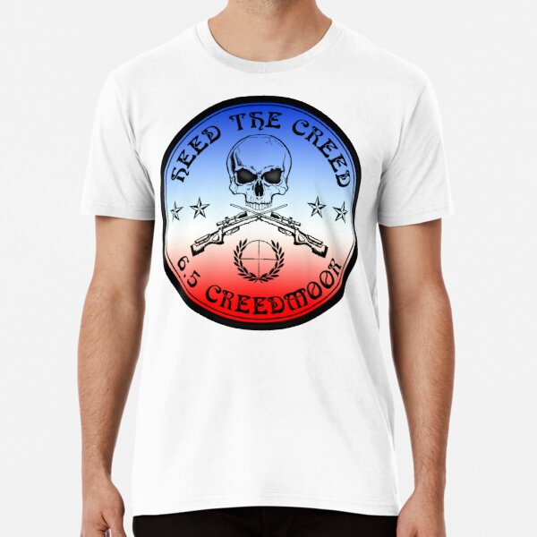 Heed the Creed Patriot Premium T-Shirt