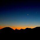 Twilight in Parks by JoAnn GLENNIE