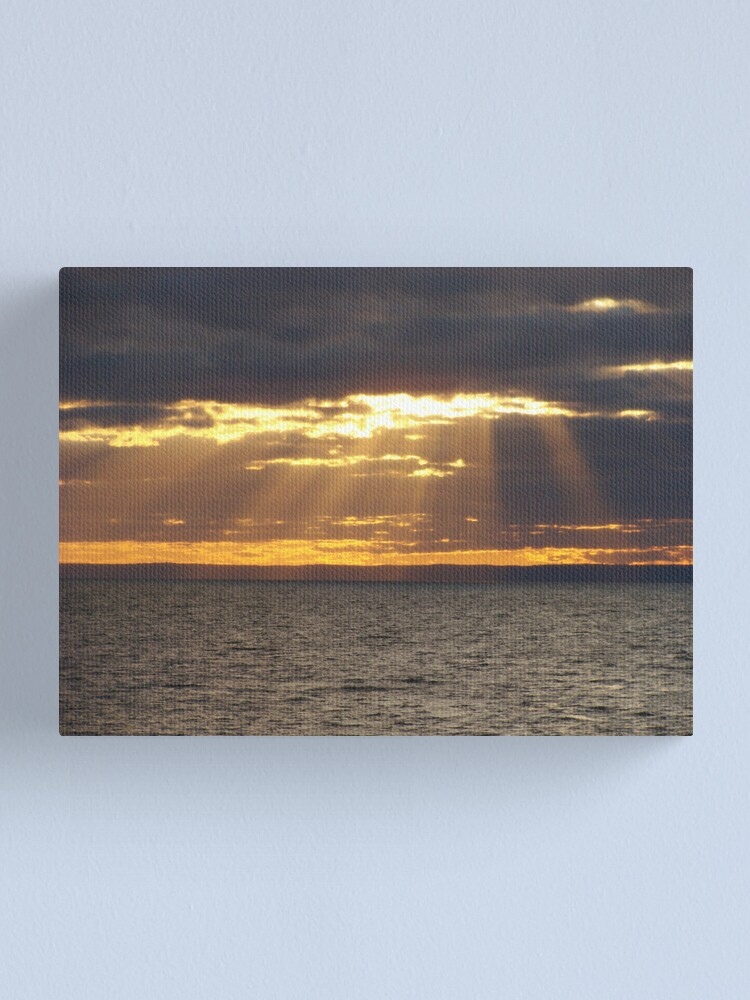 Alternate view of Someday... Canvas Print
