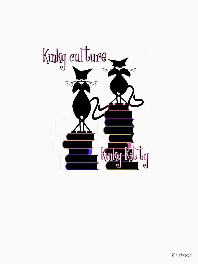 KINKY KITTY - Kinky Culture by Kartoon