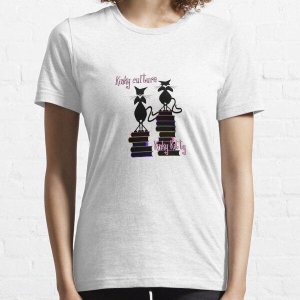 KINKY KITTY - Kinky Culture Essential T-Shirt