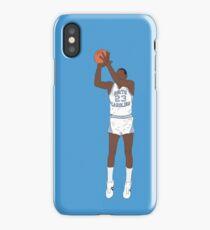 "Michael Jordan ""The Shot"" iPhone Case/Skin"