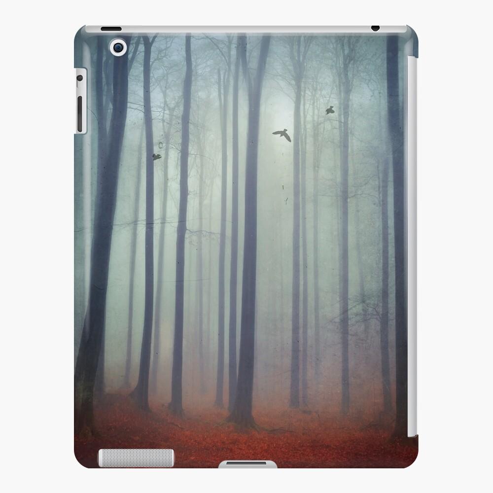 Foggy Forest iPad Case & Skin