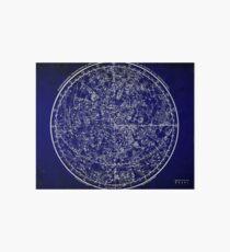 Constellations of the Northern Hemisphere   Bright Sky Art Board