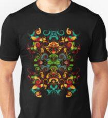 inside the creative brain Unisex T-Shirt