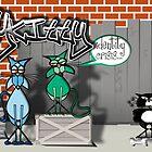 Kinky Kitty - 2016 by Kartoon