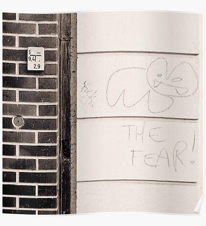 meet the fear Poster
