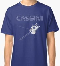 Cassini-Huygens Mission Classic T-Shirt