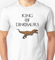 King of Dinosaurs T-Shirt