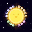 Super Happy Fun Sun by Josh Bush