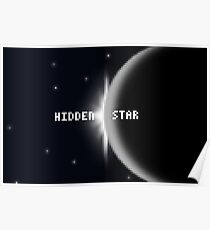 Hidden Star Poster