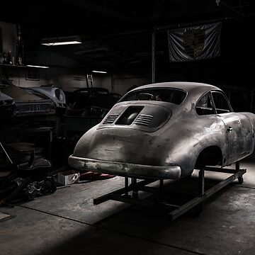 Porsche 356 - RSR Sports Cars by tjbphoto