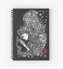 Die Klimt-Serie: Ediths Segen Spiralblock